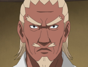 How does A (Fourth Raikage) look like