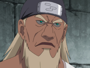 How does A (Third Raikage) look like