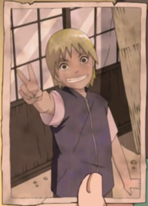 How does Gennō's Son look like